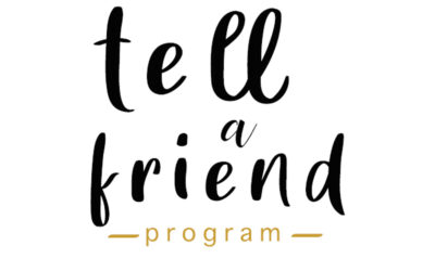 Tell A Friend Referral